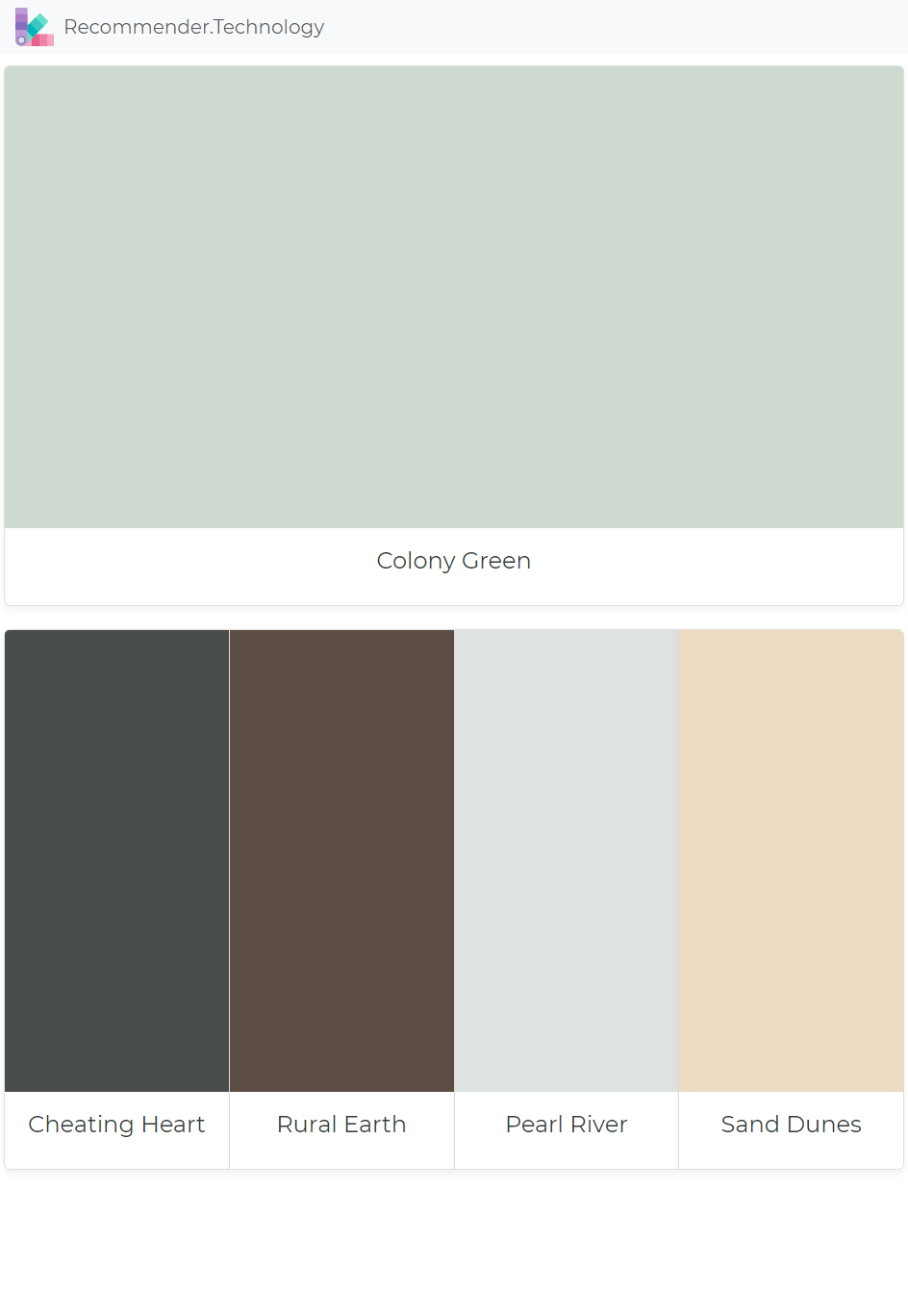 Colony Green Cheating Heart Rural Earth Pearl River Sand Dunes Paint Colors Benjamin Moore Paint Color Palettes Perfect Paint Color