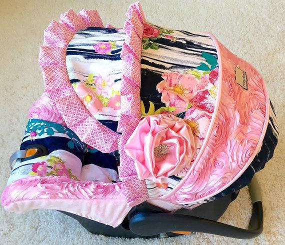 Baby Carrier Covers Infant Car Seat Fancy Custom Design