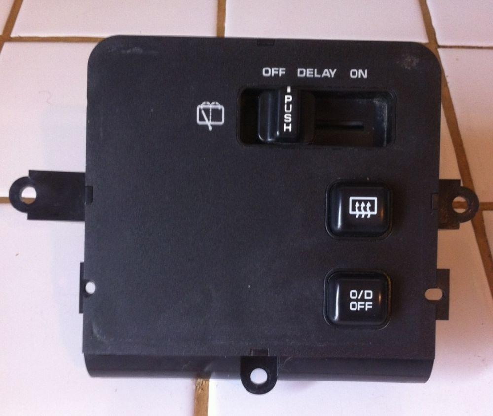 1993 Geo Metro Fuse Box Diagram