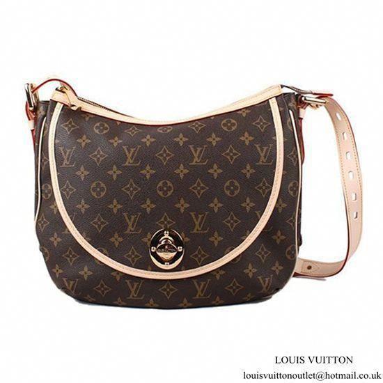 aa96ce47fb33 Louis Vuitton M40075 Tulum GM Hobo Bag Monogram Canvas  Louisvuittonhandbags