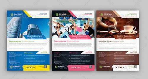 Corporate Flyer Templates  Google Search  Designs