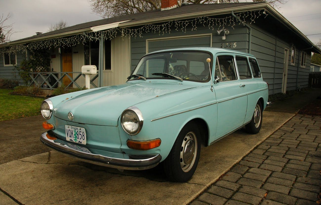 1972 Volkswagen Type 3 Old Parked Cars.: November 2011   Automotive ...