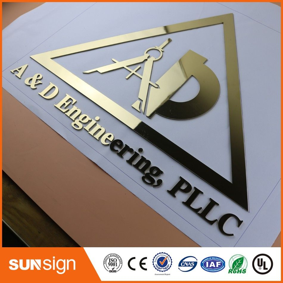 Custom Steel Letters Endearing Custom Metal Sign Type 3D Stainless Steel Letters  Electronic Design Inspiration