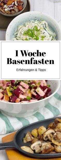 Photo of Basenfasten und Entgiftung – Erfahrungsbericht, Rezepte, Wochenplan