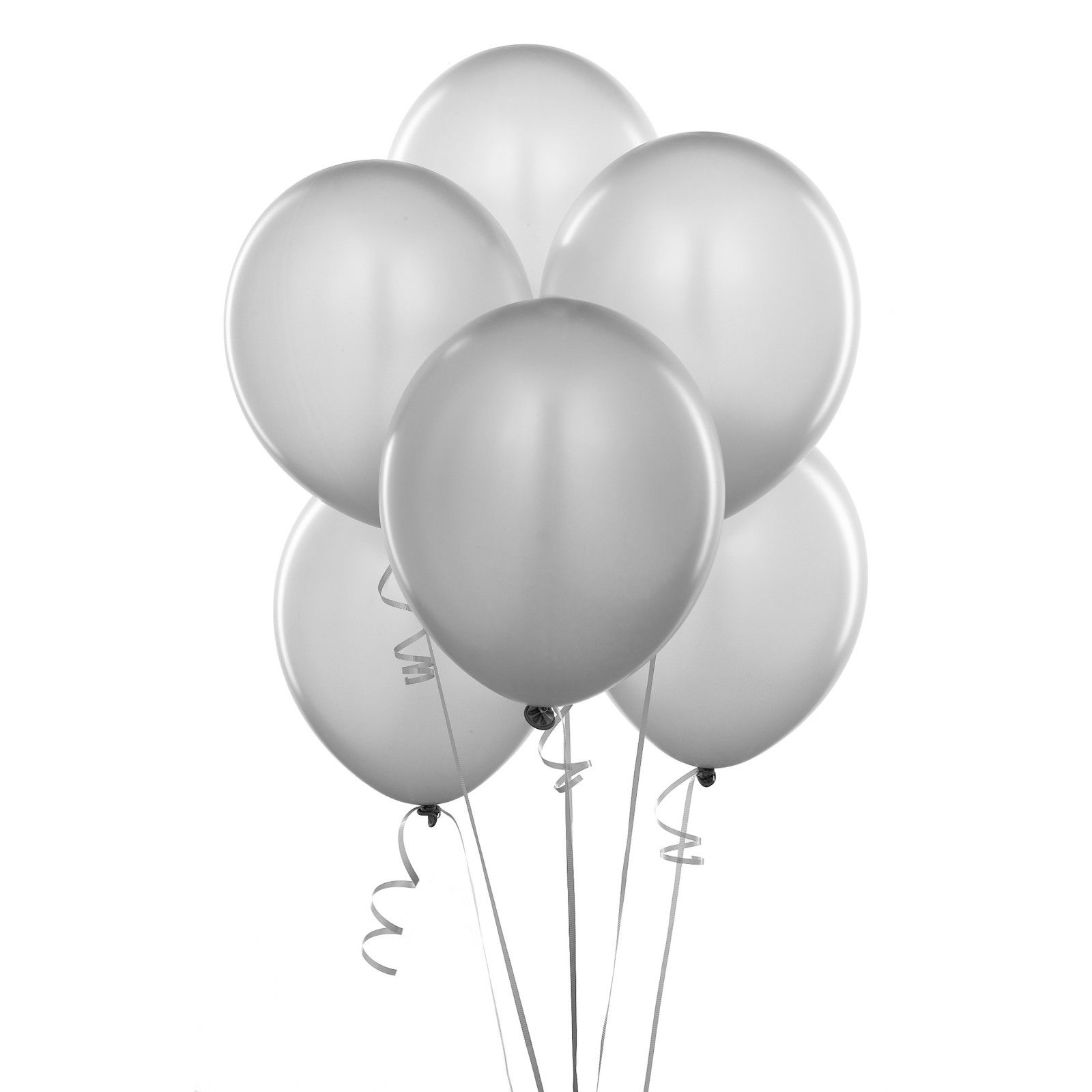 silver balloons dream wedding