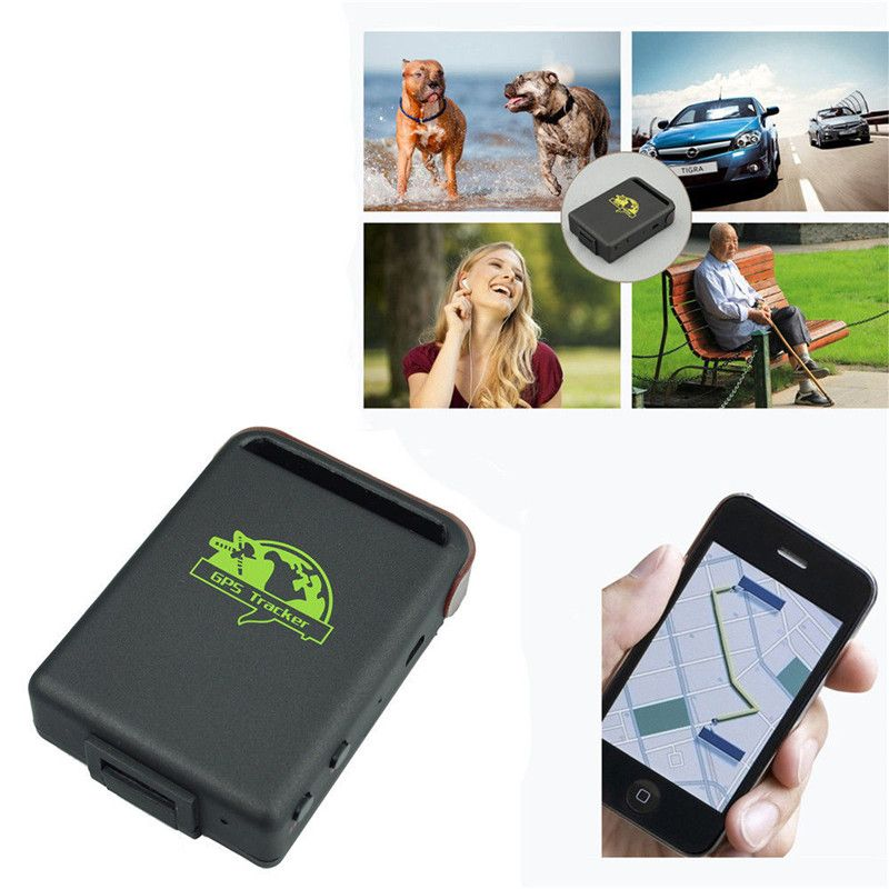 Car Person Pet Gps Gsm Gprs Tracker Vehicle Real Time Tk B Gps Tracking Device