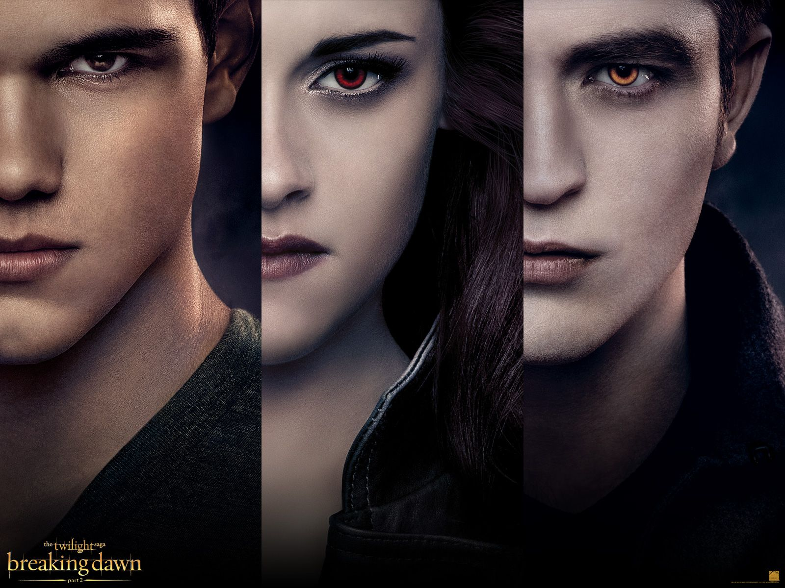 After the birth of Renesmee, the Cullens gather other