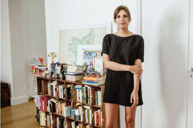 Sézane la nueva marca de moda romina parquet sezane morgane