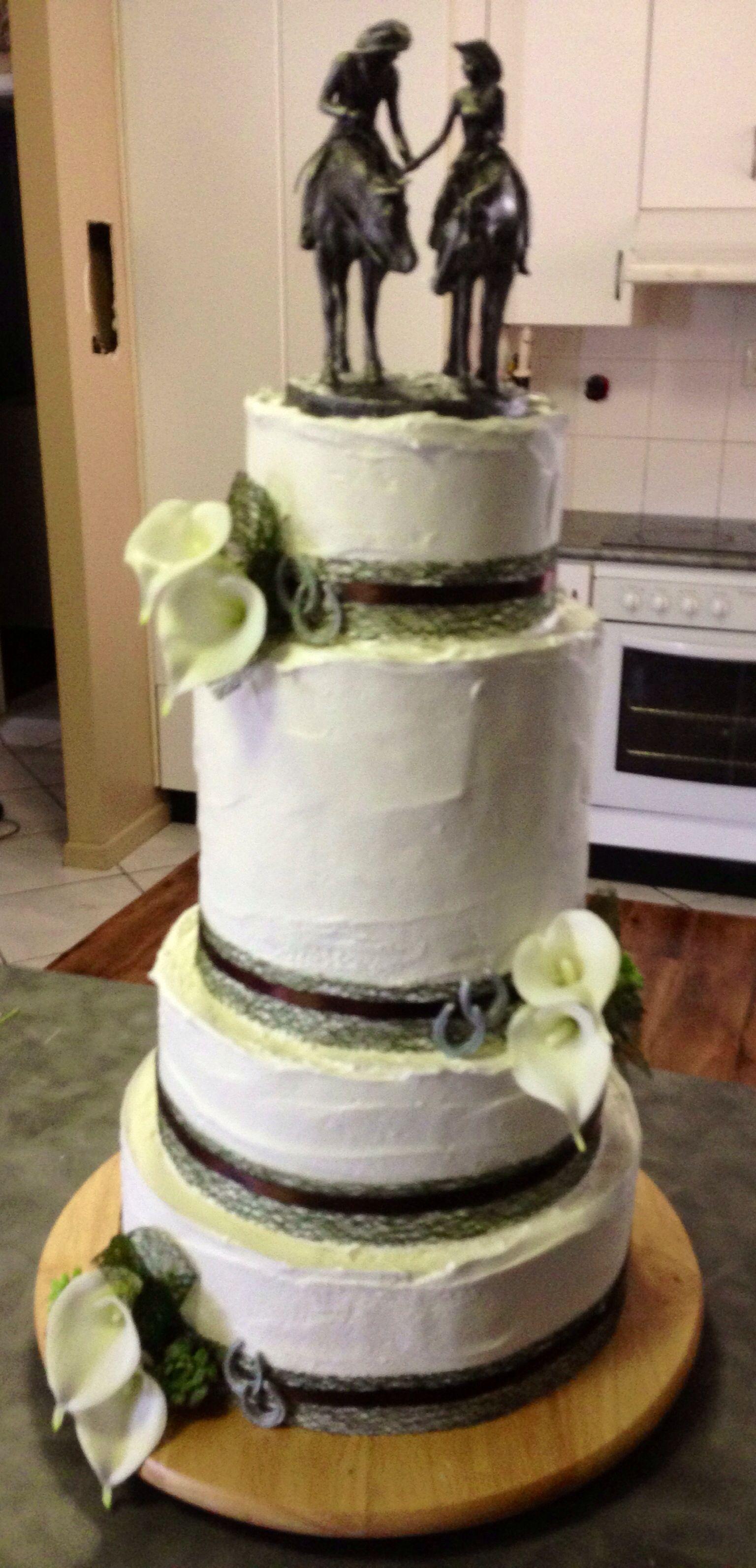 Country wedding cake wedding cakes pinterest country weddings