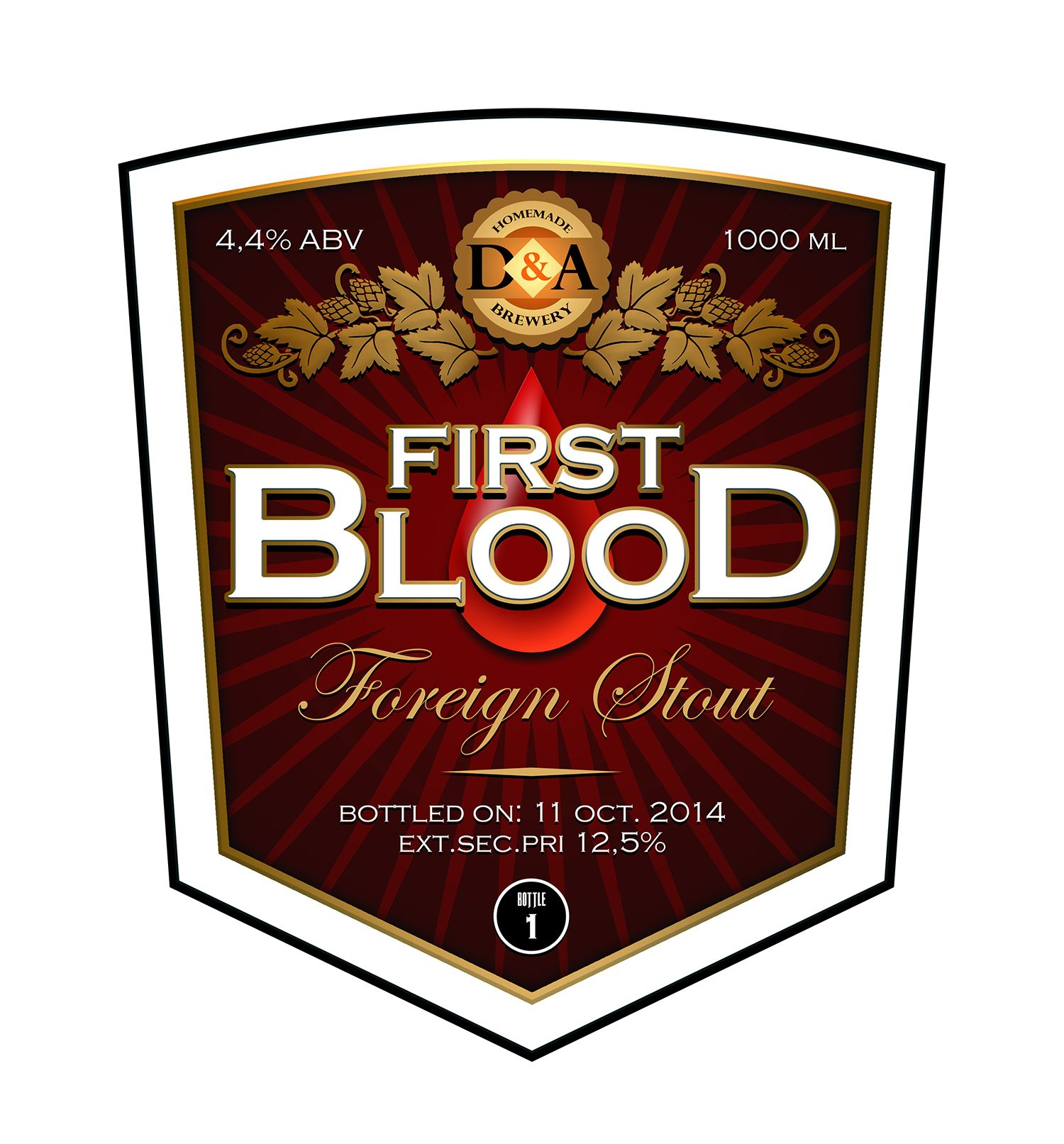 Pin Em Beer Logo