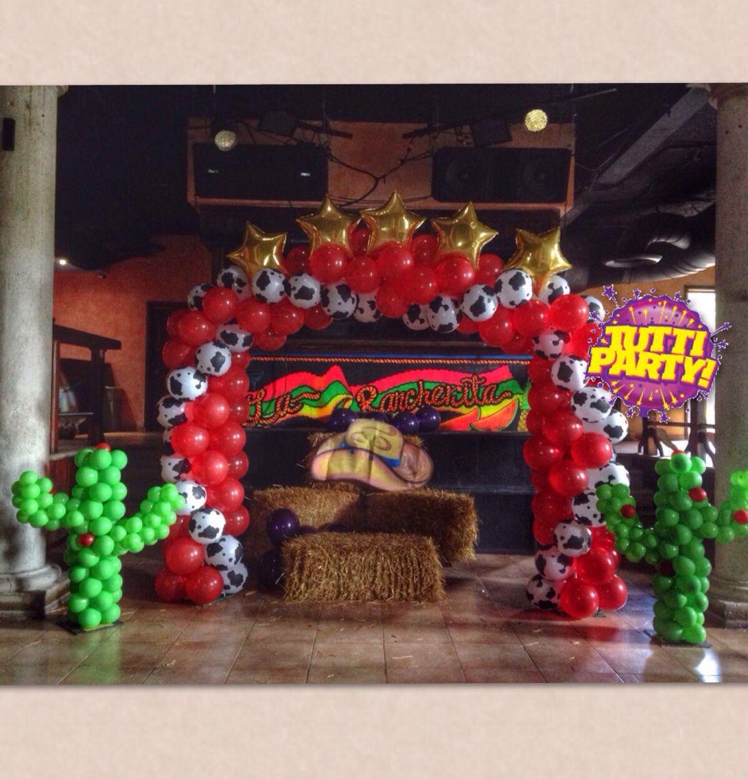 Impresionante con estilo country infantil Luce bien para siempre - Cowboy Party! Old west Party, Fiesta vaquera, fiesta ...