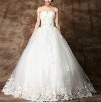 S2109 Wedding Dress tradesy.com