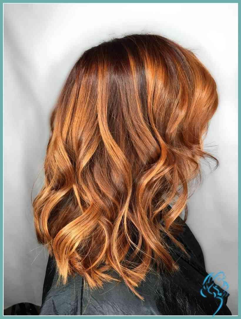 Kupferbraun Haarfarbe Lockige Haare Neue Trend Frisuren Frisuren Damen Frisuren Kupfer Haare Haare Farben Welche Farbe Haarfarbe Kupfer Braun