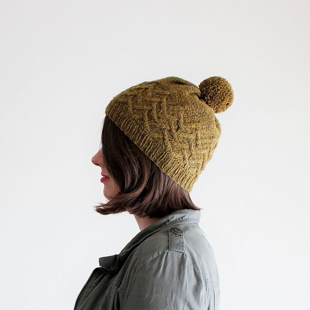 Dulwich Hat pattern by Jessica Gore