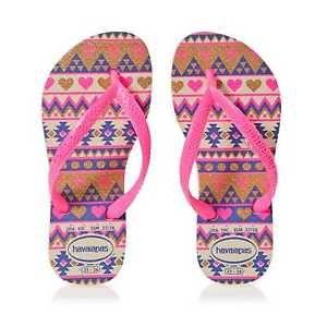 0f1742e772 a havaianas kids slim fashion ciabatte infradito bambina ragazza ...