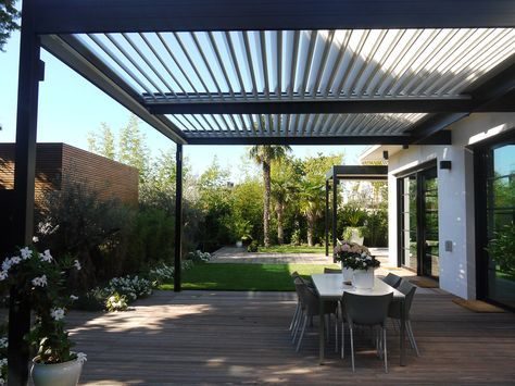 pergola bioclimatique solisysteme casa pinterest p rgolas verde y galer as. Black Bedroom Furniture Sets. Home Design Ideas