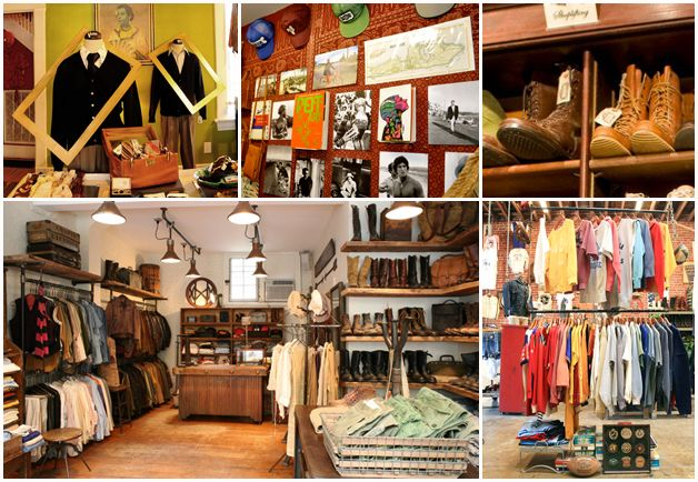 The 25 Best Vintage Stores in America | Trips, Shops and Vintage