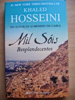 Agonia do Coiote: Khaled Hosseini - Mil Sóis Resplandecentes
