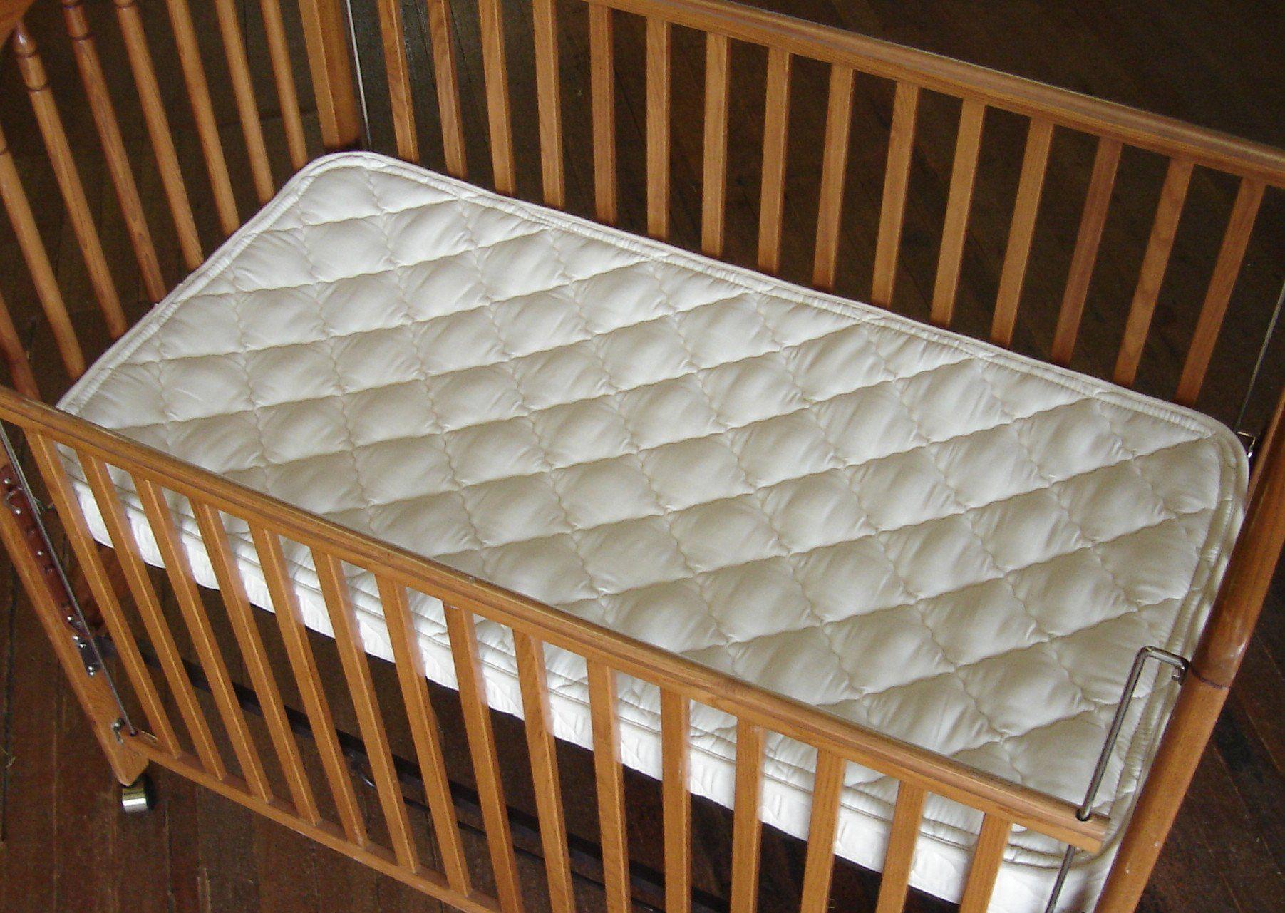 Crib Natural Mattress Spring Mattress springs, Baby