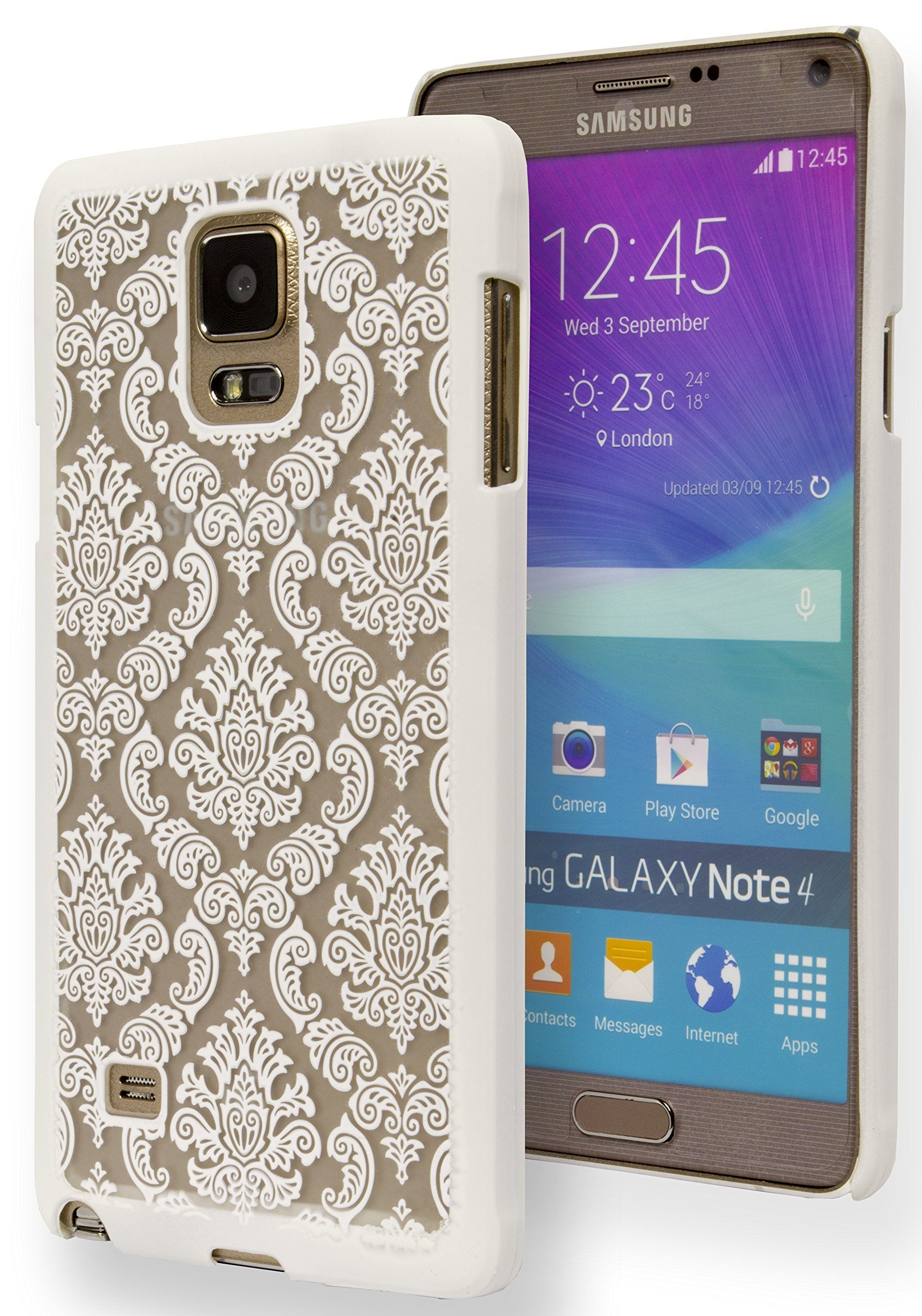 78b1535aea3 Elegant Samsung Galaxy Note 4 Case Amazon.com: Galaxy Note 4 Phone Case,