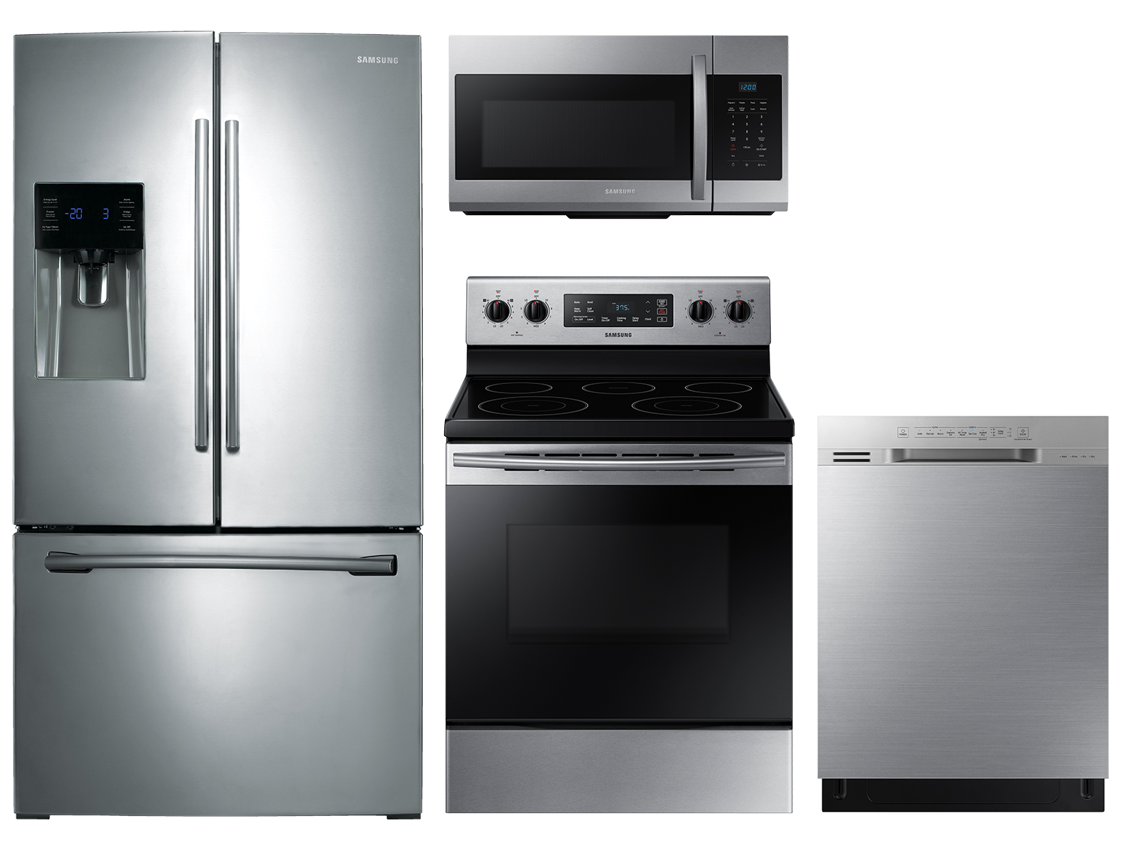 Home Best Deals Discounts And Coupons Online French Door Refrigerator Electric Range Freestanding Electric Ranges