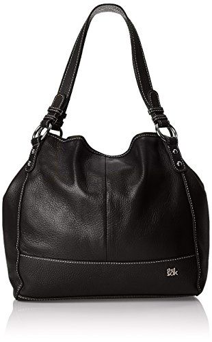 The Sak MCL 4 Poster Shopper Tote Bag, Black, One Size