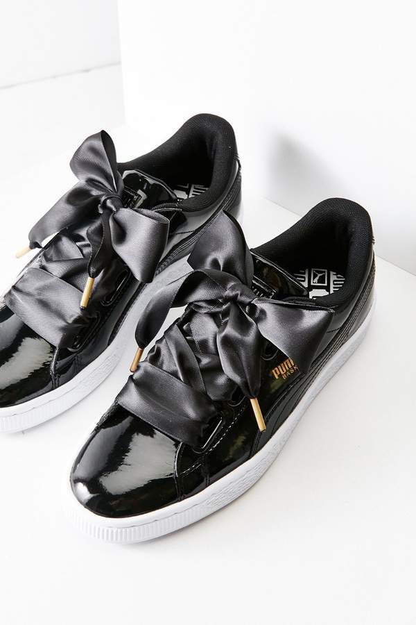 6d09448cca7 Puma Basket Heart Patent Leather Sneaker