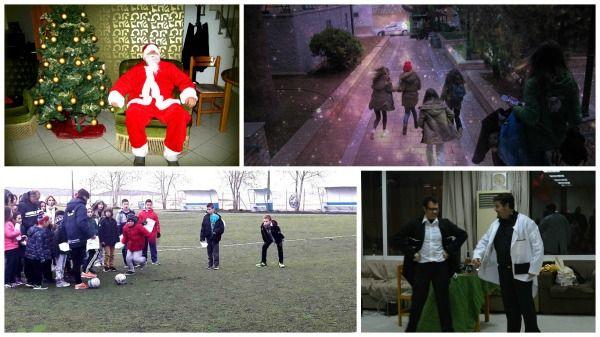 Χριστουγεννιάτικη γιορτη ΔΗΜΟΣ ΤΑΝΑΓΡΑΣ
