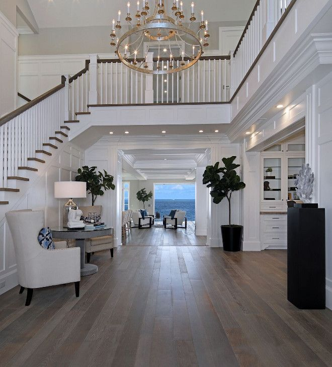 High Ceiling Decorating Ideas: Foyer Lighting- Foyer Lighting Ideas- High Ceiling Foyer
