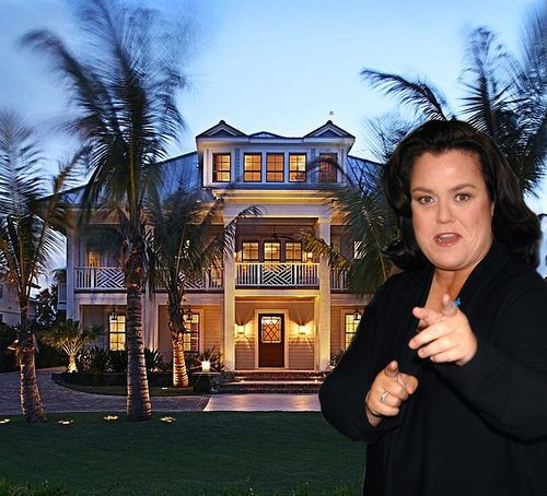 Dropping Newton-John's Offer, Rosie Nabs New Florida Pad