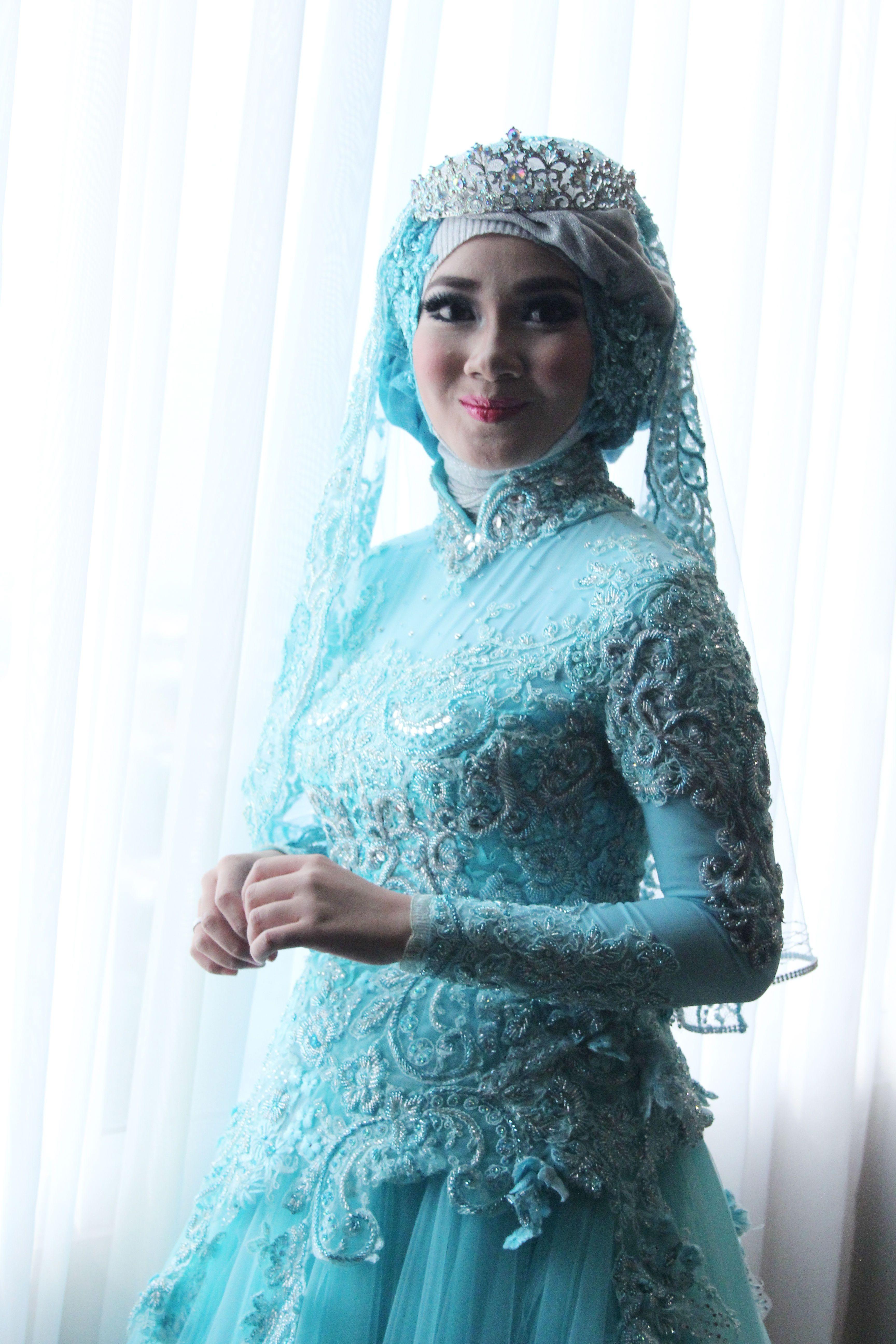 LAKSMI - Kebaya Muslimah & Islamic Wedding Service   Muslim Wedding ...