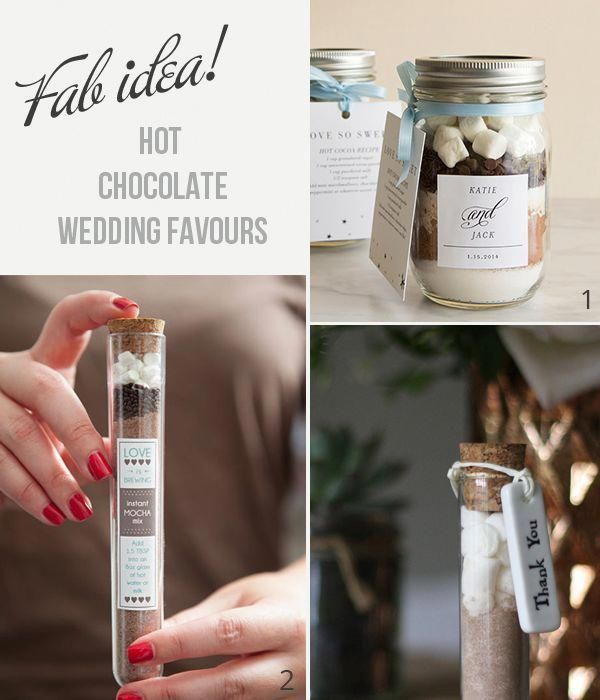 Your Wedding Favours