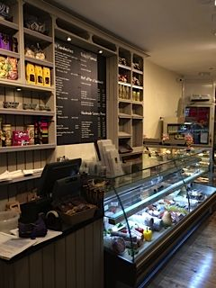 sandwich boards and deli counter wwwmimosafoodscom ijump cafe