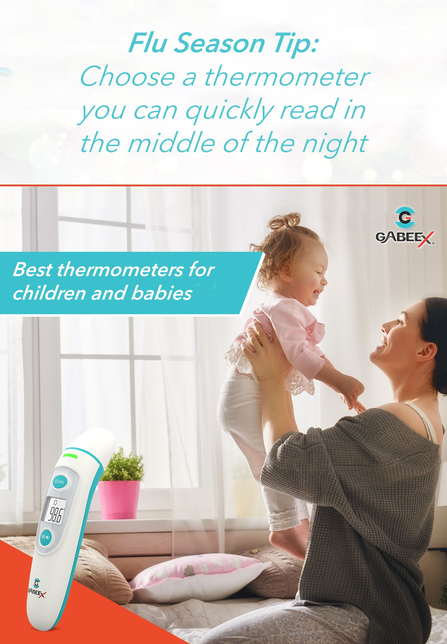 Fever Or No Fever Get A Quick Temperature Reading In The Middle Of The Night With Your Favorite New Friend The I Baby Thermometer Business For Kids Baby Care
