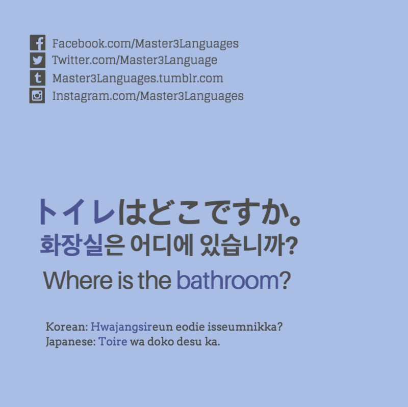How To Say Here You Go In Korean And Japanese Korece