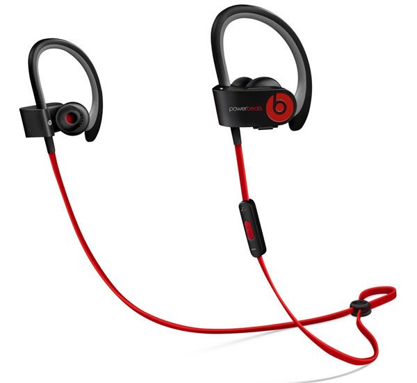 Beats Powerbeats 2 Wireless In Ear Headphone Black Brand New