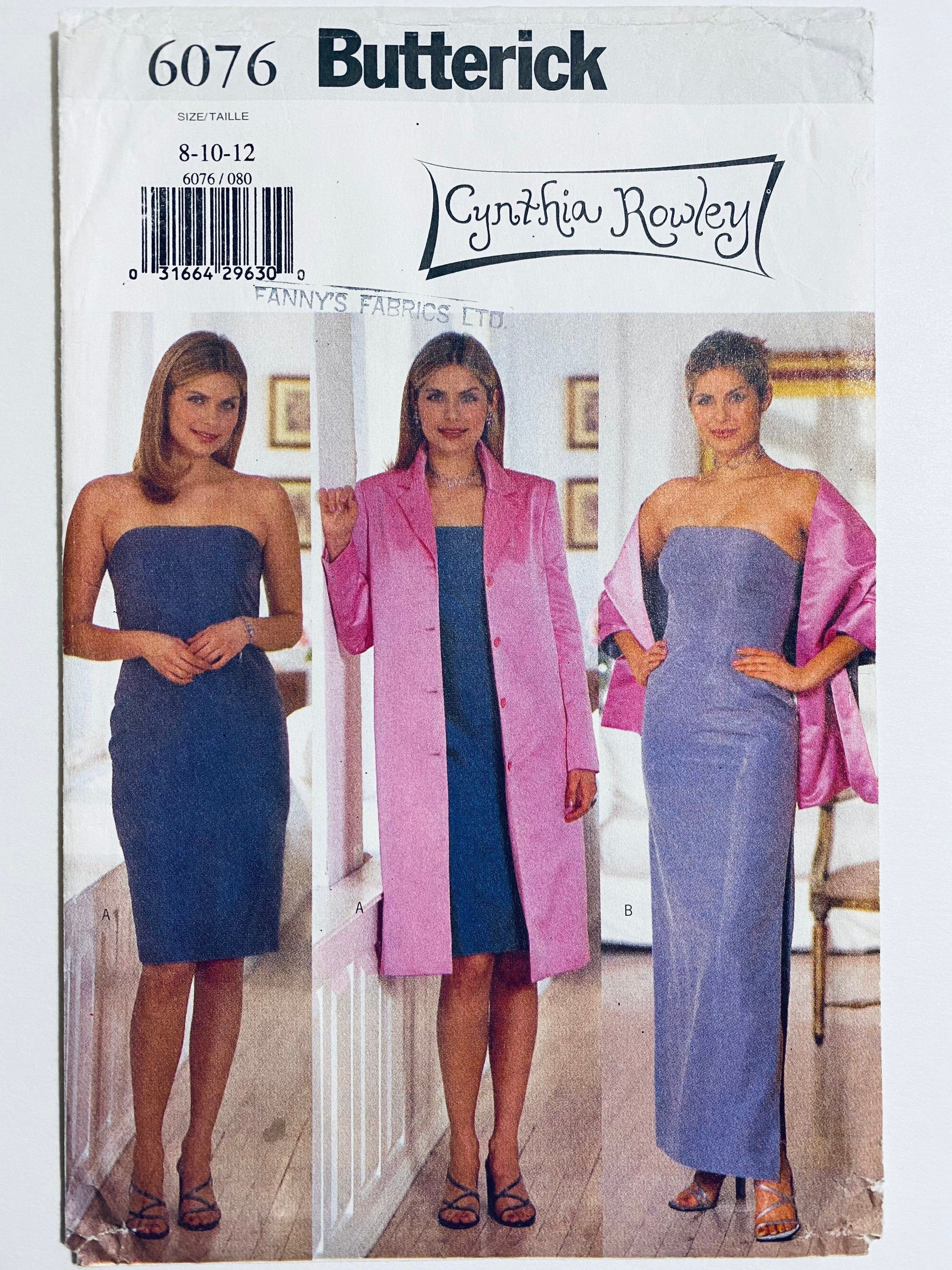Butterick 6076 Bust 31 5 34 Vintage Butterick Sewing Etsy In 2021 Prom Dress Sewing Patterns Evening Dresses Prom Dress Sewing Pattern [ 2992 x 2244 Pixel ]
