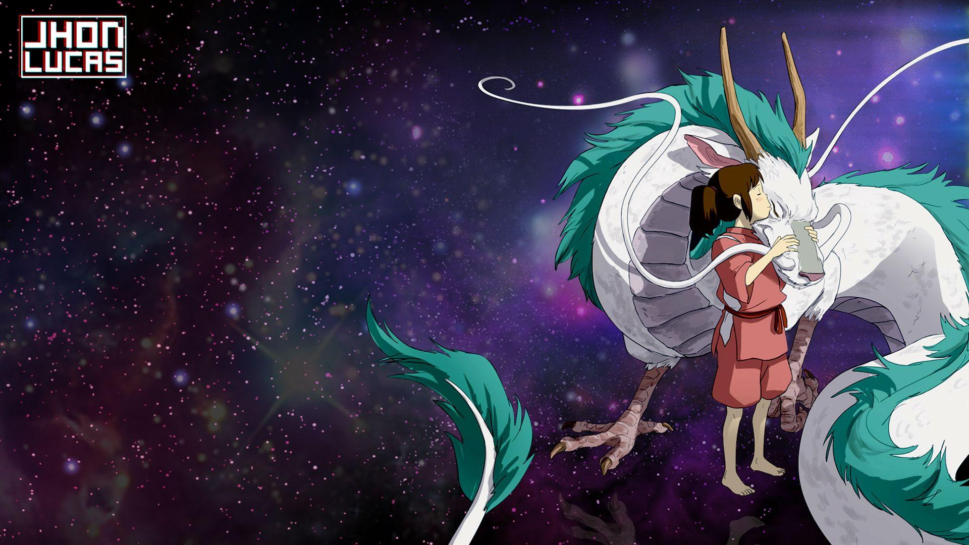 A viagem de chihiro wallpaper   Spirited away wallpaper, Anime, Studio ghibli