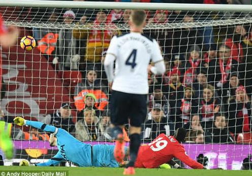 Liverpool - Tottenham. Nhanh Gọn: