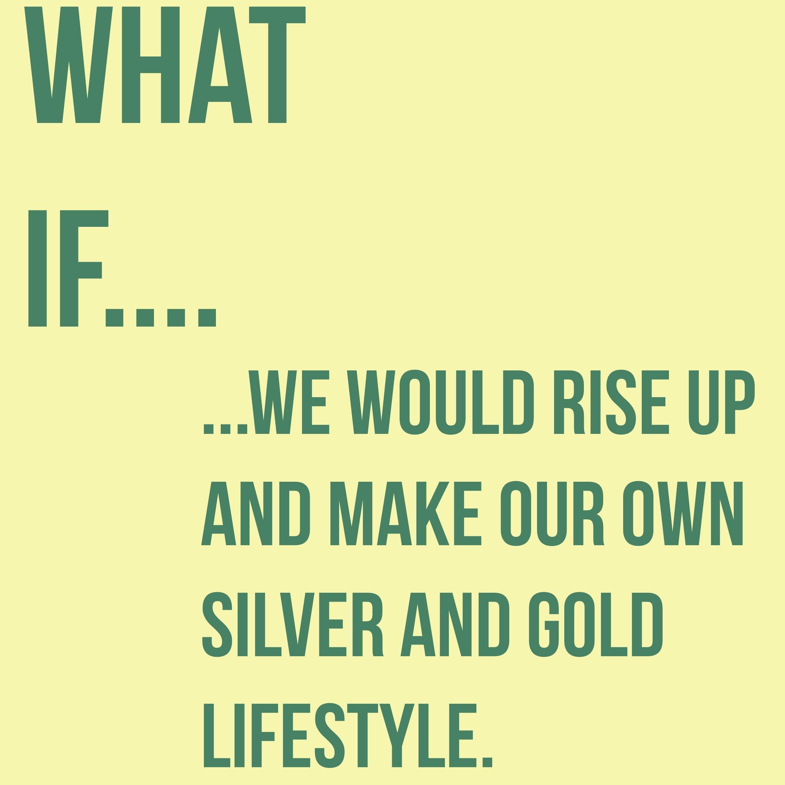 Act 3:6  Then Peter said, Silver and gold have I none; but such as I have give I thee: In the name of YAHWEH Christ of Nazareth rise up and walk. ~~~ #RiseUp #ThisChangesEverything #ItWasAlwaysAboutTheResurrection #SelfRealization #WeGotNext #Stimulation #3rdEyeOpen #HopeDealer #Dubai #Italy #Miami #DFW #Atlanta #Malibu #Chief #King #Yahweh #Silver #Gold #YahwehMagazine