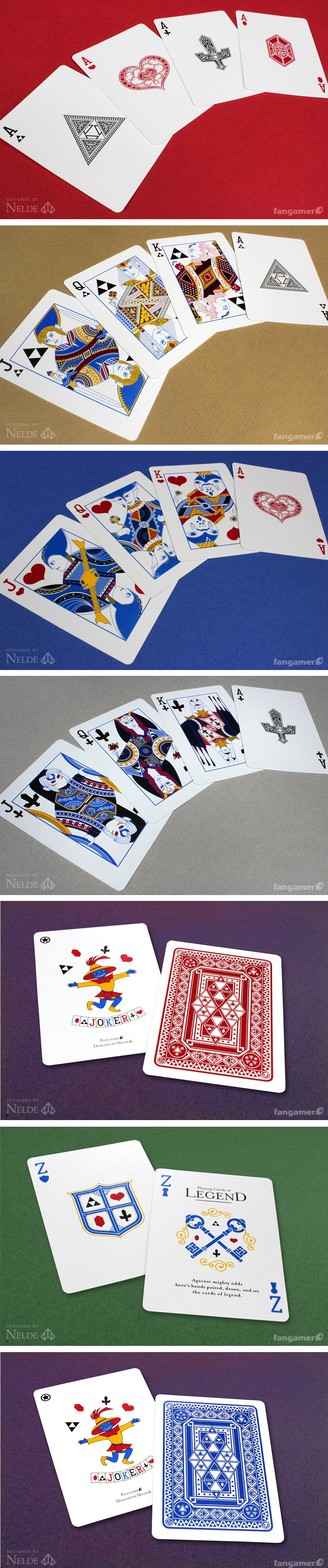 Playing Cards Legend Playing Cards by the US Playing