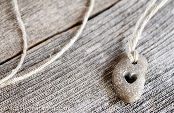 Photo of How-To: Carved Heart Stone Jewelry | Make: