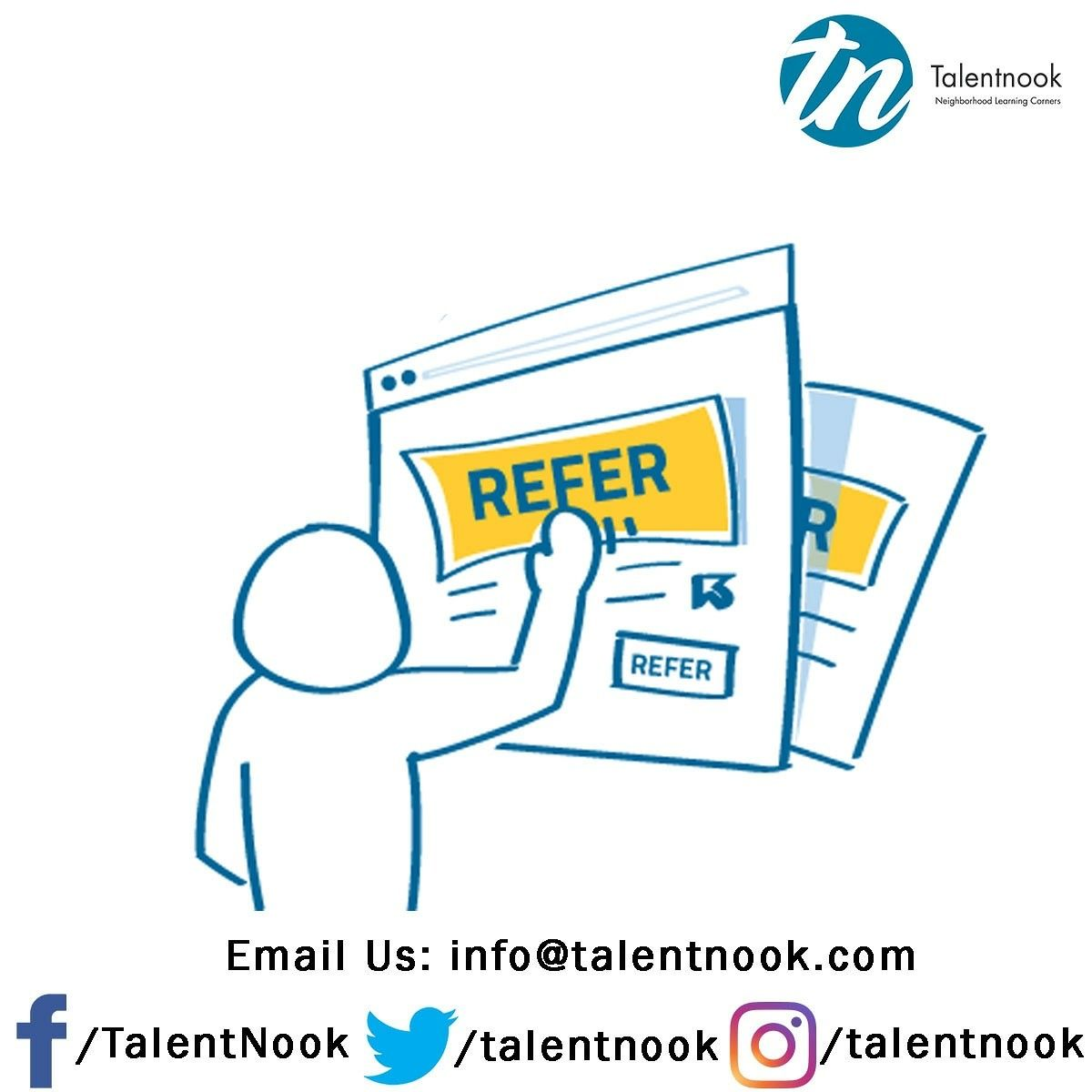 Referral Program Extended By Talentnook An Exciting