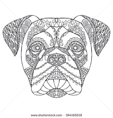 Related image | Adult Colouring/Simply Doggies! | Pinterest