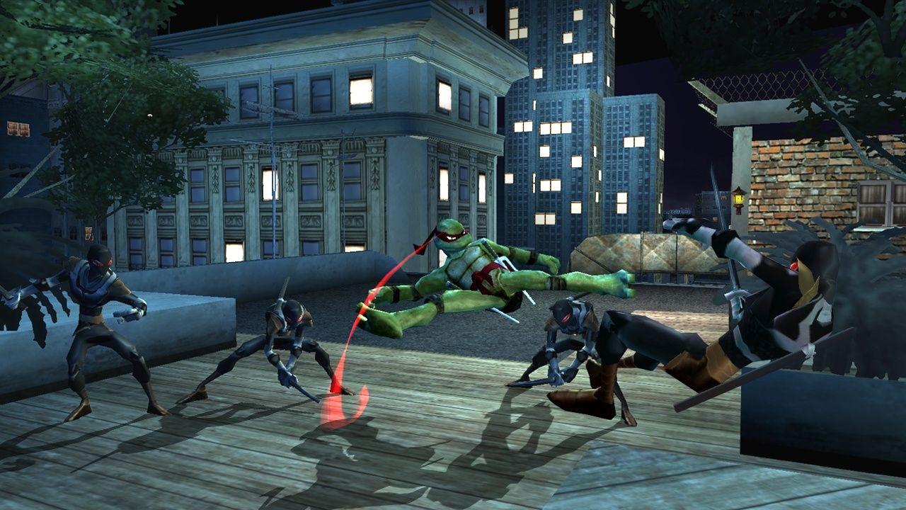 Tmnt Teenage Mutant Ninja Turtles 2007 Pc Teenage Mutant Ninja Turtles Teenage Mutant Ninja Mutant Ninja Turtles