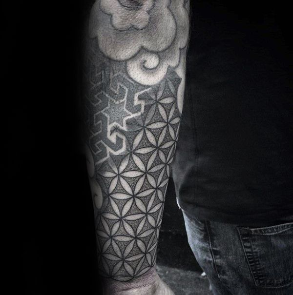 100 flower of life tattoo designs for men geometrical ink ideas tattoos tattoos life. Black Bedroom Furniture Sets. Home Design Ideas