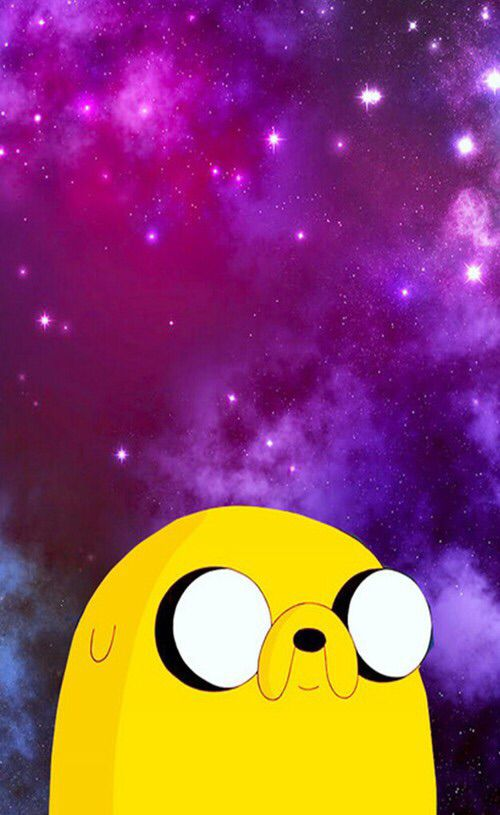 Trippy Jake Adventuretime Galaxy Awesome Adventure Time Art Adventure Time Wallpaper Adventure Time