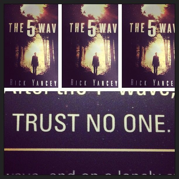 The 5th Wave by Rick Yancey | The 5th Wave | The 5th wave