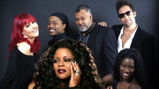 Incognito Featuring Maysa The Howard Theatre This Group Has The Vibe Of The Music I Grew Up With In Concert At The H Jazz Musicians Fun To Be One Singer