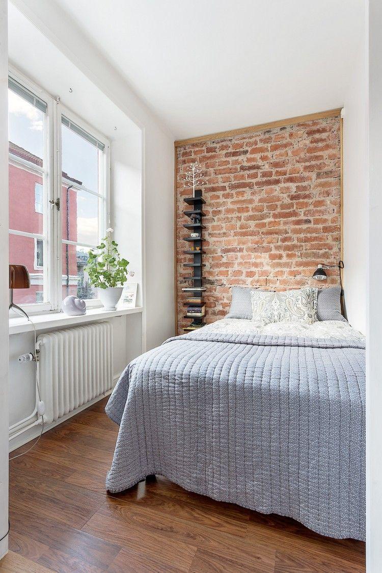 AuBergewohnlich Kleines Längliches Schlafzimmer Einrichten